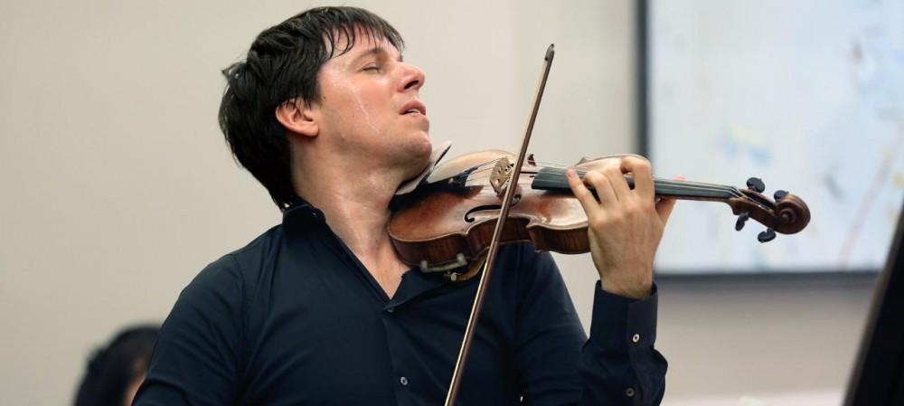 Joshua Bell by Steve J. Sherman
