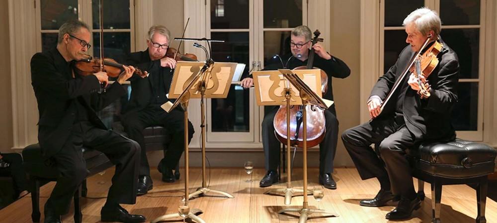 Emerson String Quartet - HPS 2019